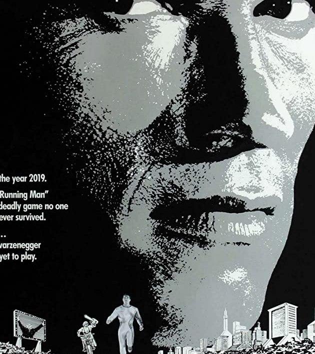 The Running Man (1987): คนเหล็กท้าชนนรก