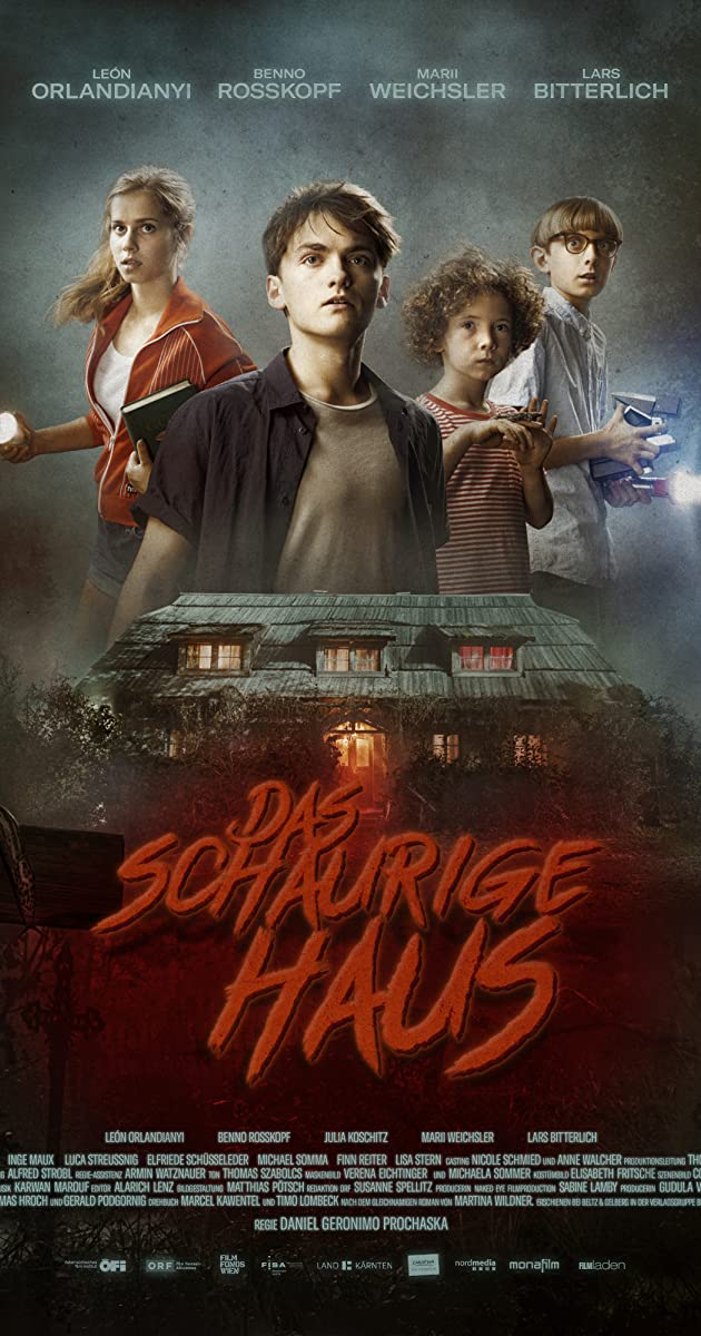 The Scary House (2020): บ้านพิลึก