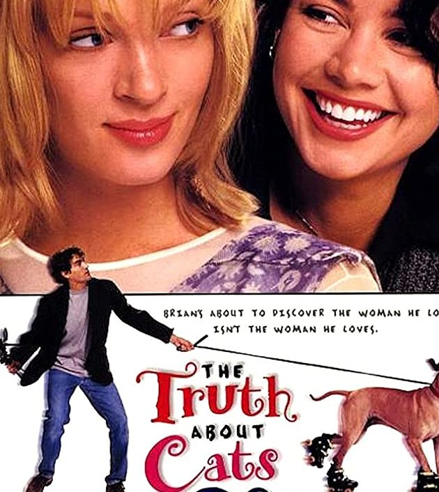 The Truth About Cats & Dogs (1996) : ดีเจจ๋า ขอดูหน้าหน่อย