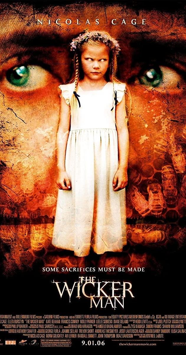 The Wicker Man (2006): สาปอาถรรพณ์ล่าสุดโลก