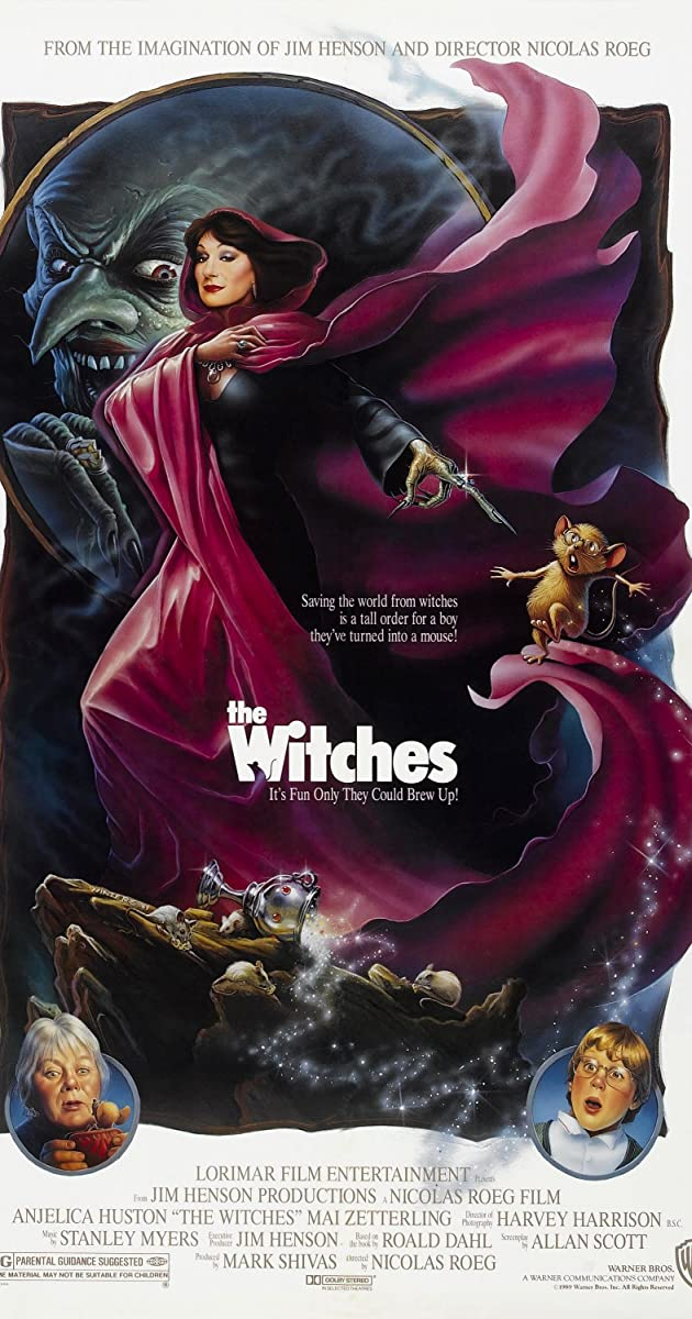 The Witches (1990): อิทธิฤทธิ์ศึกแม่มด