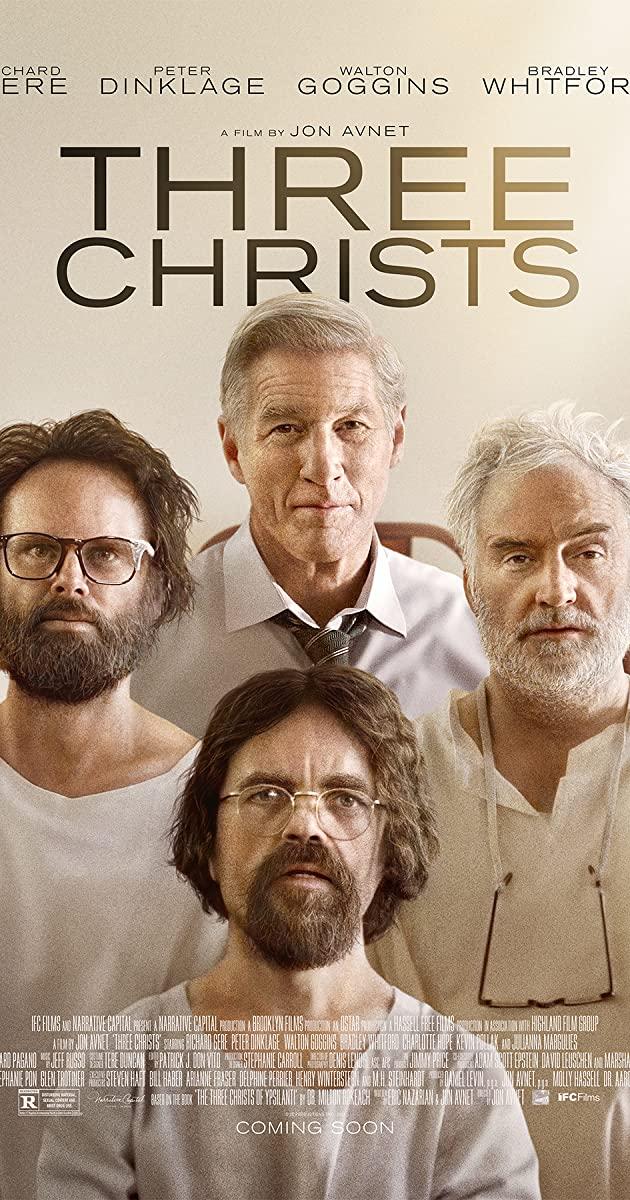Three Christs (2017): ขึ้นอยู่ที่ใจ