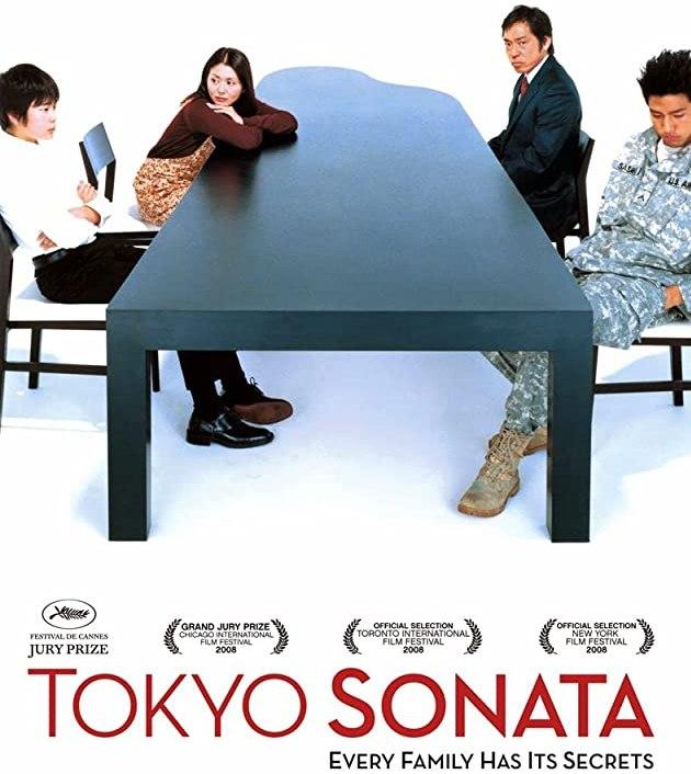 Tokyo Sonata (2008): ในวันที่หัวใจซ่อนเจ็บ