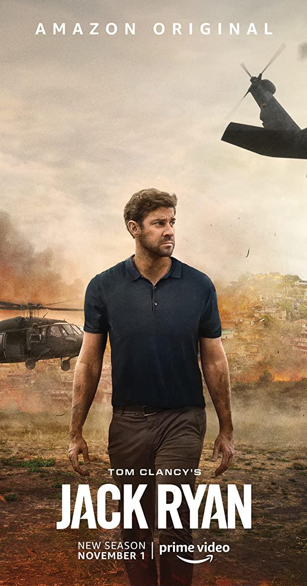 Tom Clancy's Jack Ryan TV Series (2018)