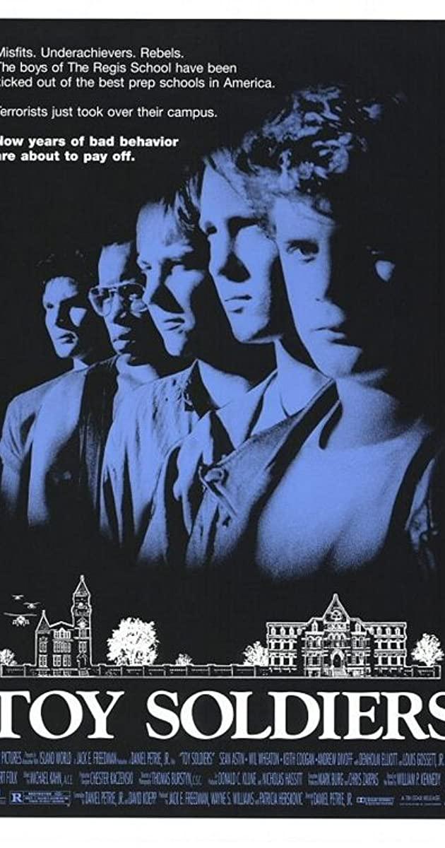 Toy Soldiers (1991): พลิกนรกนักรบเล็กๆ