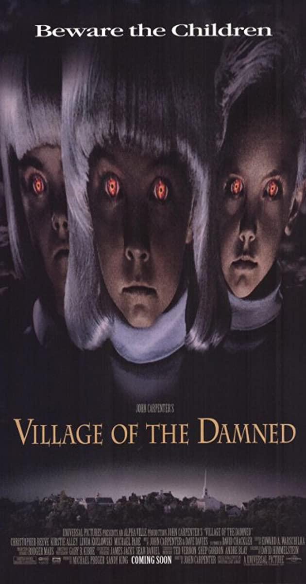Village of the Damned (1995): มฤตยูเงียบกินเมือง