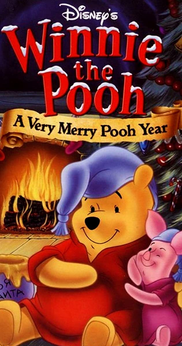 Winnie the Pooh A Very Merry Pooh Year (2002)