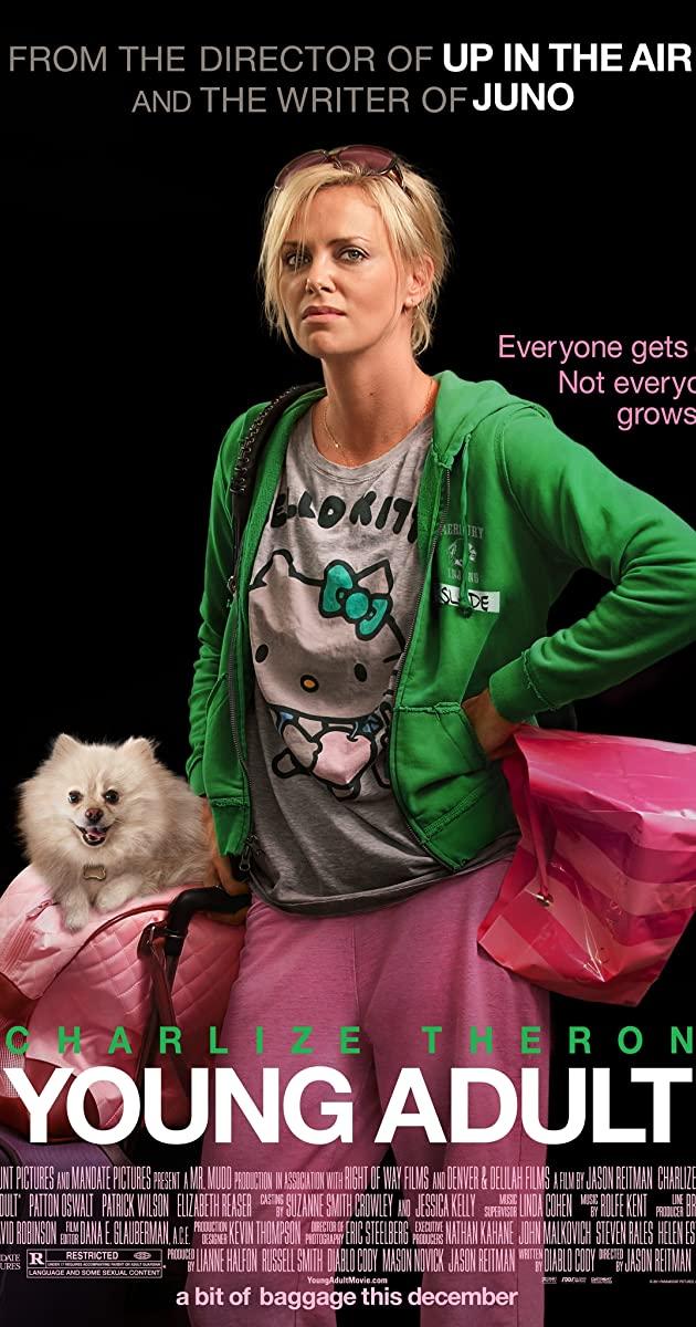 Young Adult (2011): นางสาวตัวแสบแอบตีท้ายครัว