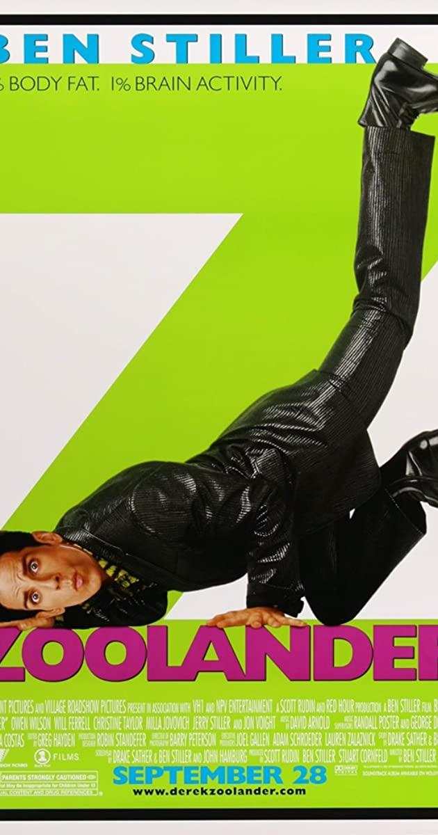 Zoolander (2001): ซูแลนเดอร์ เว่อร์ซะ