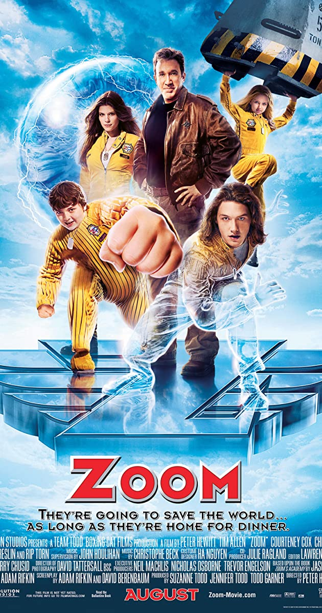 Zoom (2006): ทีมเฮี้ยวพลังเหนือโลก