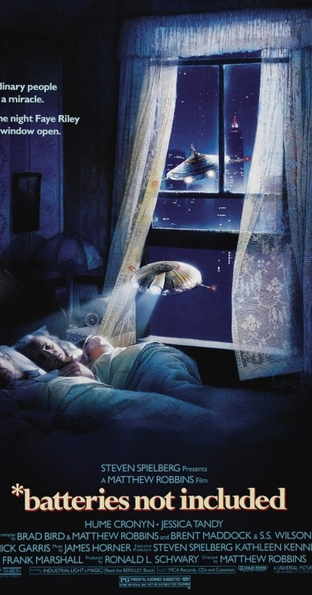 *batteries not included (1987) : อภินิหารซอย 8
