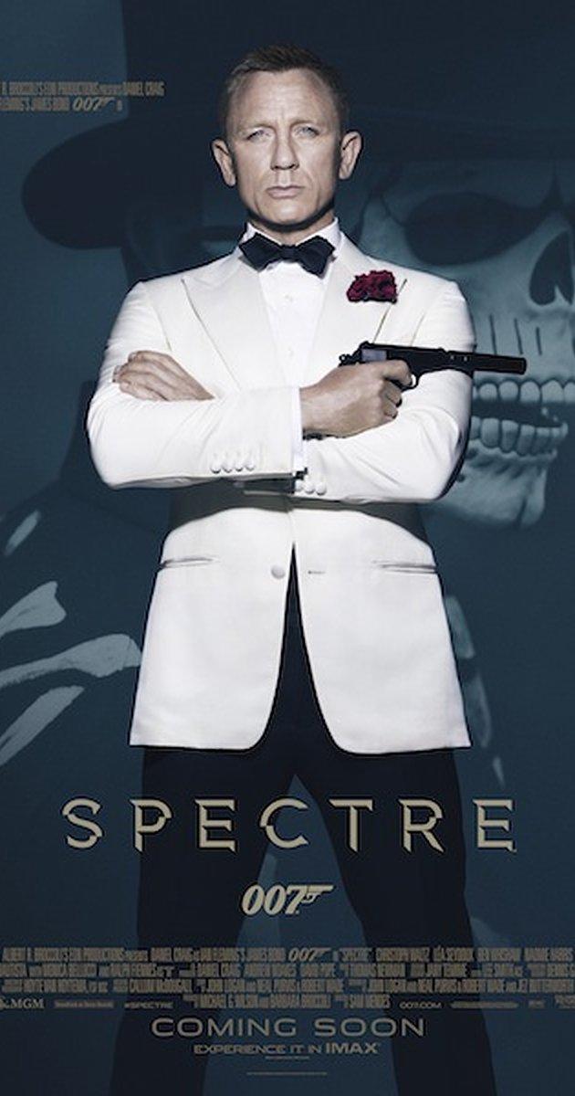 Spectre (2015): องค์กรลับดับพยัคฆ์ร้าย