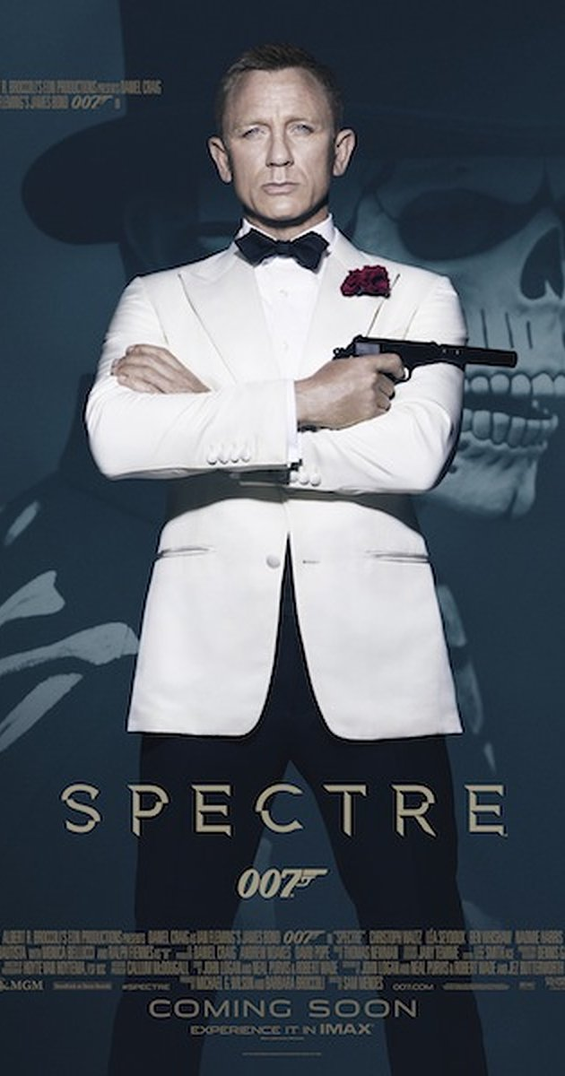 Spectre 007 (2015) : องค์กรลับดับพยัคฆ์ร้าย