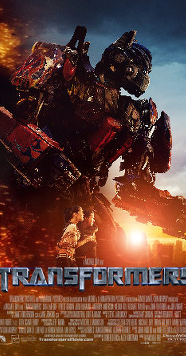 Transformers (2007) : มหาวิบัติเครื่องจักรกลถล่มโลก