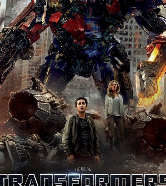 Transformers: Dark of the Moon (2011) ดาร์ค ออฟ เดอะ มูน