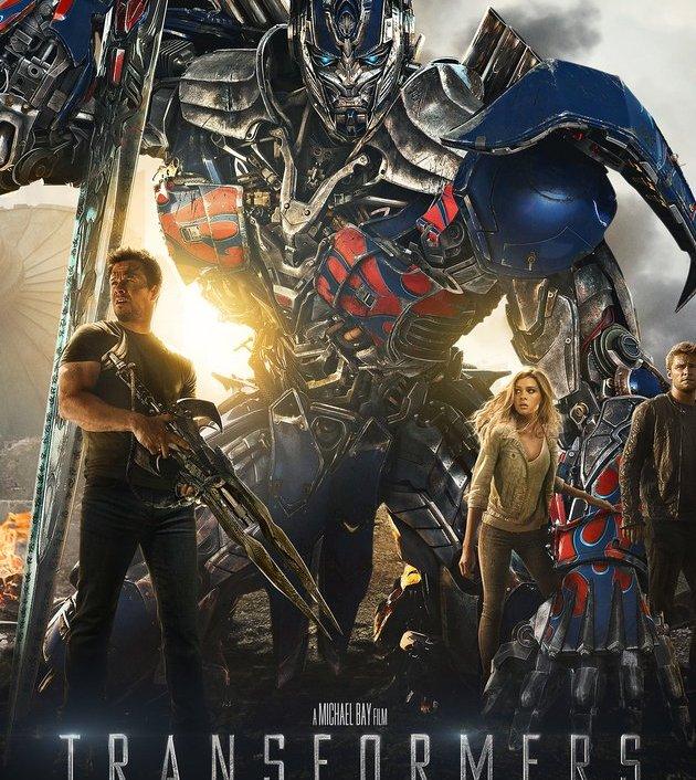 Transformers: Age of Extinction (2014) มหาพิบัติระยะเวลาสูญพันธุ์