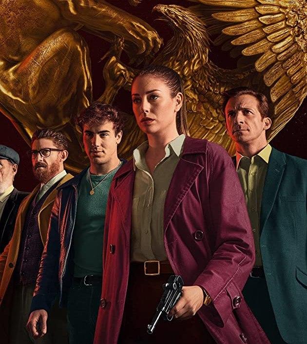 Jaguar TV Series (2021): จาร์กัวร์ ปฏิบัติการล่านาซี