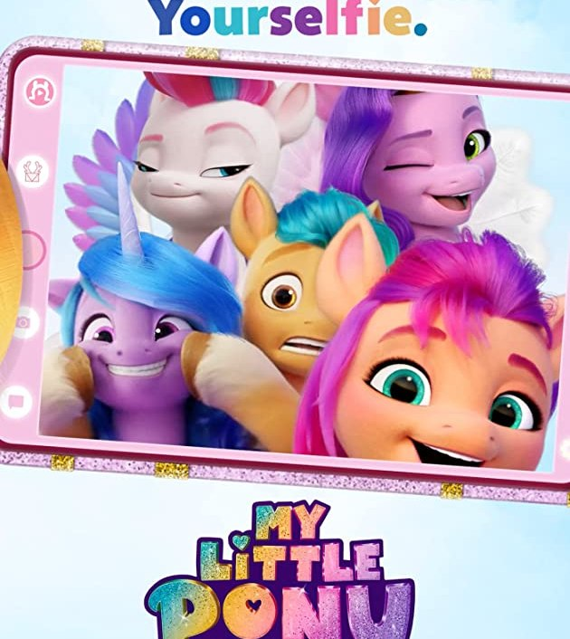 My Little Pony: A New Generation (2021): มายลิตเติ้ลโพนี่: เจนใหม่ไฟแรง