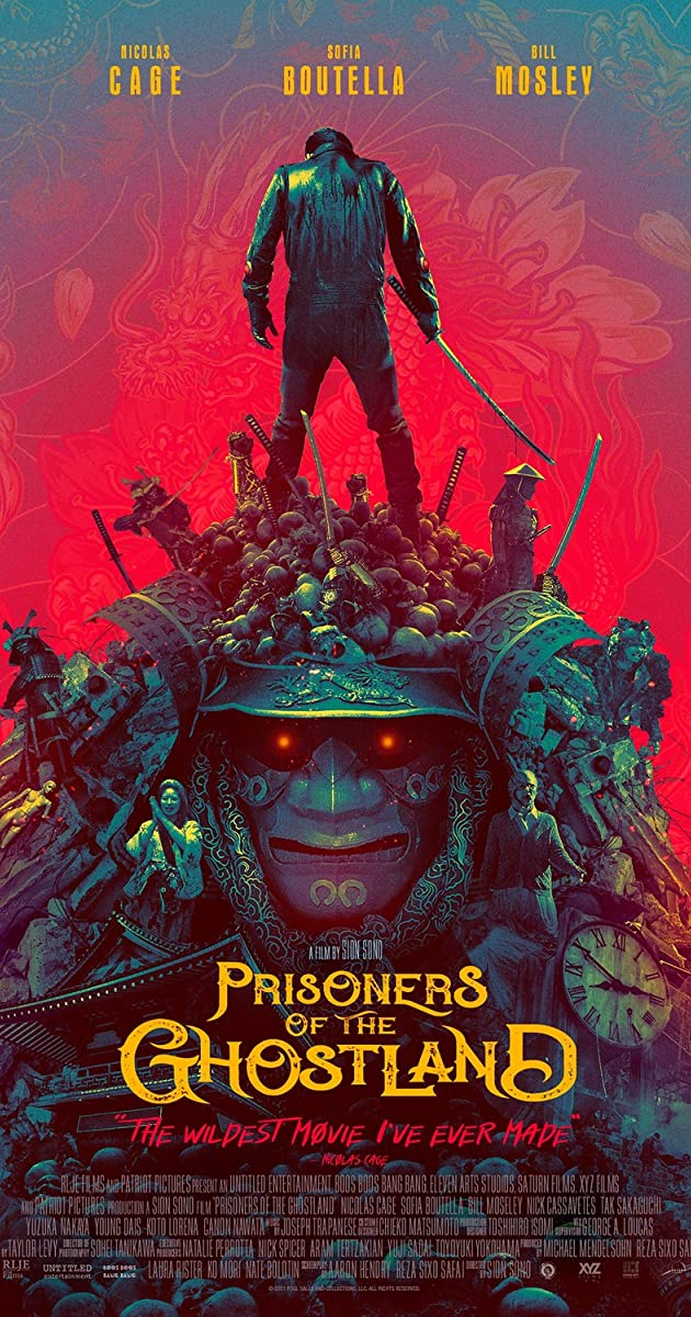 Prisoners Of The Ghostland (2021): ปฏิบัติการถล่มแดนซามูไร