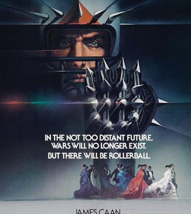 Rollerball (1975): โรลเลอร์บอล เกมส์ล่าเหนือมนุษย์