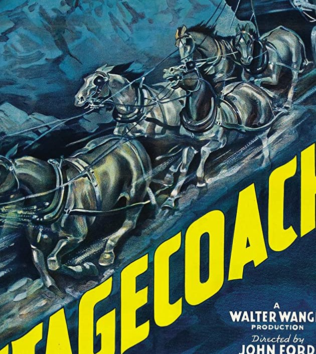 Stagecoach (1939): ฝ่าดงแดนเถื่อน