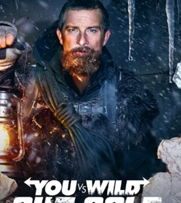 You vs. Wild: Out Cold (2021): ผจญภัยสุดขั้วกับแบร์ กริลส์: ฝ่าหิมะ