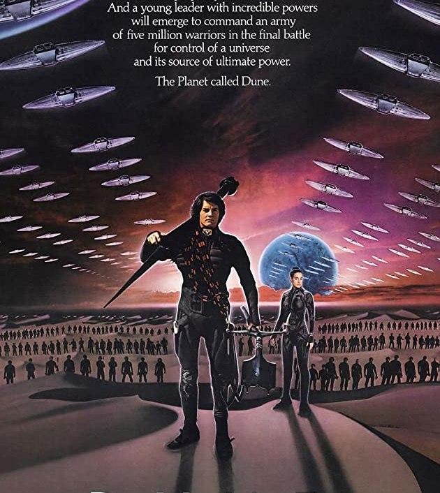 Dune (1984): ดูน สงครามล้างเผ่าพันธุ์จักรวาล