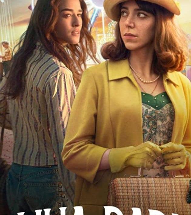 Luna Park TV Series (2021): สวนสวรรค์