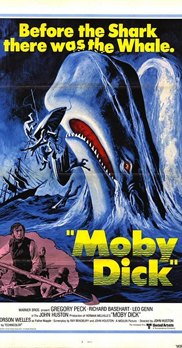 Moby Dick (1956): พันธุ์ยักษ์ใต้สมุทร