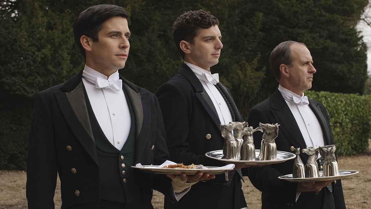 Sesta stagione di Downton Abbey disponibile in DVD dal 6 Dicembre!