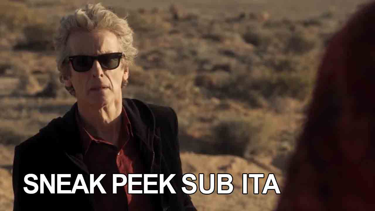 Doctor Who 10x7 Sneak Peek