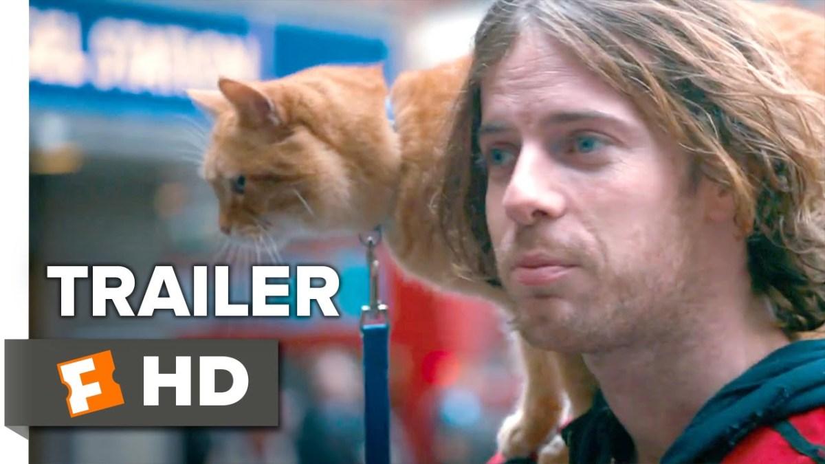 Bob – A street cat named Bob – filmul ce mi-a pătruns adânc în suflet