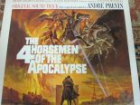 The Four Horsemen of the Apocalypse Soundtrack by Andre' Previn.