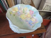 Hand Painted Candy Dish