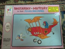 Dastardly & Mutley Puzzle (Complete)