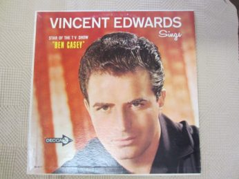 Vincent Edwards- Sings
