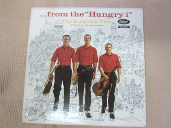 Kingston Trio- Hungry I