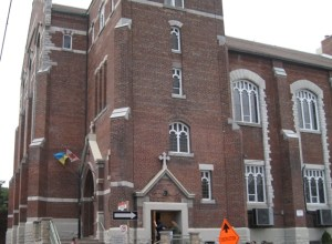 St. Nicholas Ukrainian Catholic Church, Toronto, Ontario, Canada