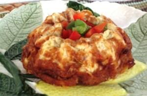 Breakfast Minni Quiche - one serving