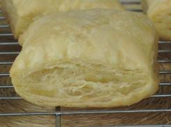 Puff Pastry piece