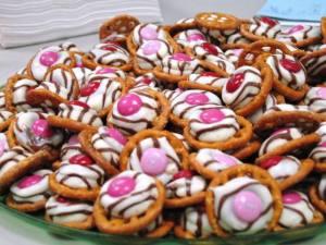 St. Valentine's Day treats