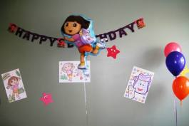 Wall decoration 5