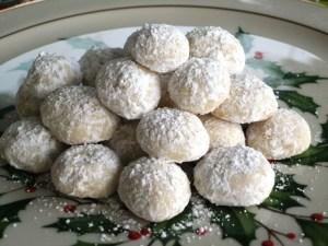 Mini snow balls