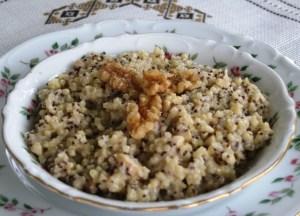 Glutten Free Kutia + Millet grain recipe