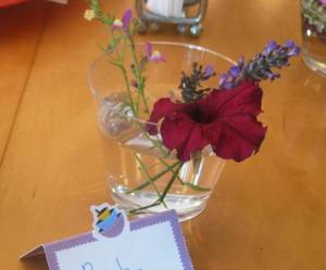 centerpieces for place settings