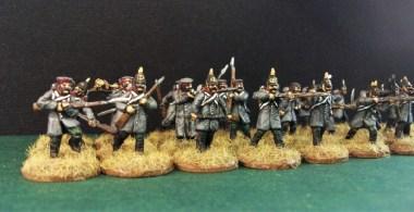 Strekets Russian Infantry (Crimean War)