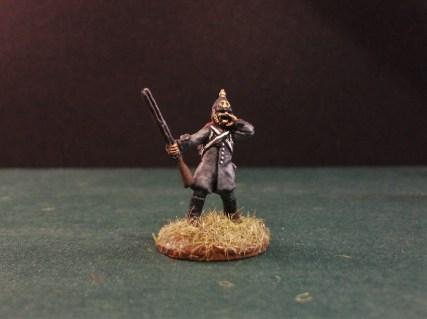 Strelets Russian Infantryman (Crimean War)