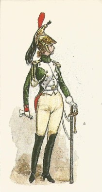 Empress Dragoons, c.1815