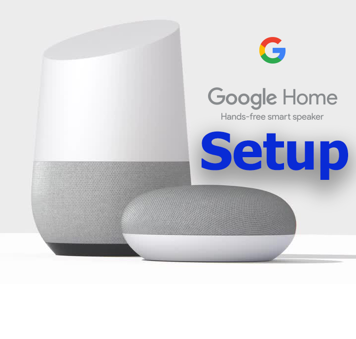 Google Home Device Setup - SuburbanNerd