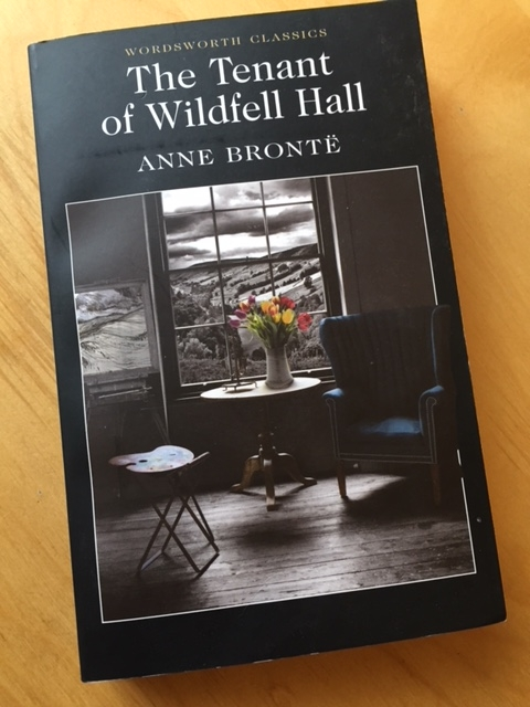 The Tenant of Wildfell Hall s on my Reading Challenge 2018 List!